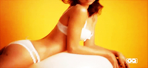 Miranda Kerr sexy photo shoot with GQ 2