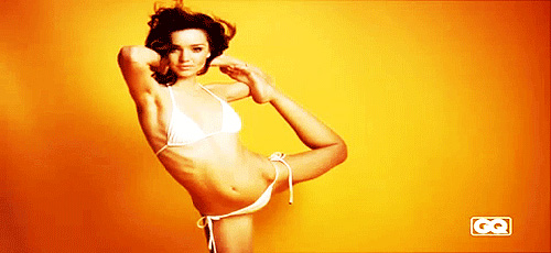 Miranda Kerr sexy photo shoot with GQ 3